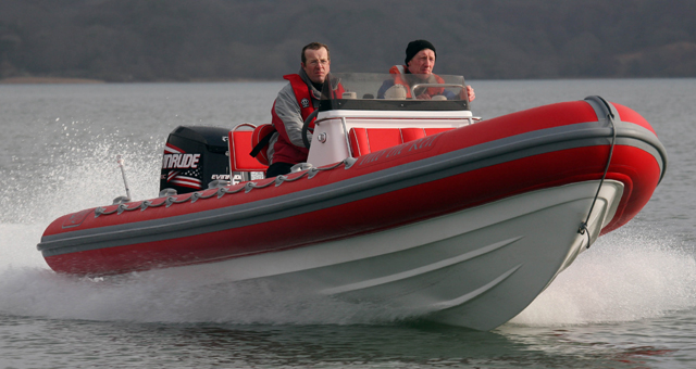 Osprey Vipermax 7.0: a treat of a boat