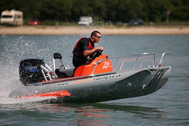 Zego Sports Boat: big boy's toy