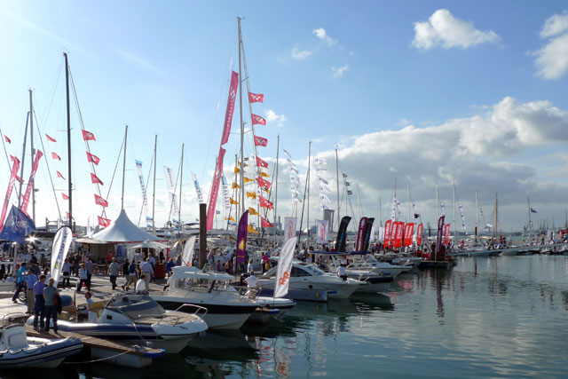 8 must see powerboats at Southampton Boat Show