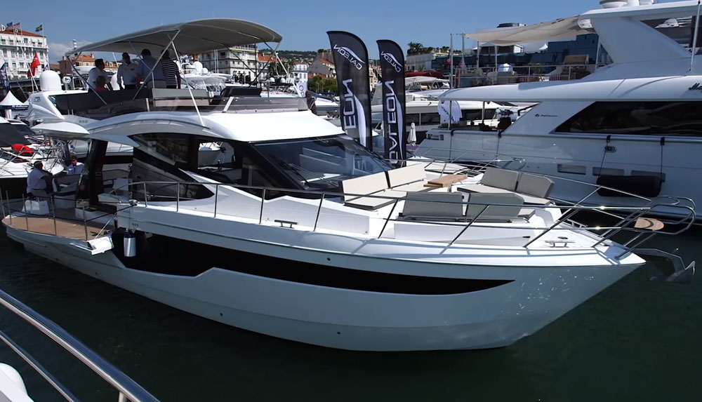 Galeon 500 Fly review: