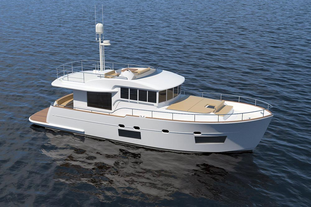 Cantieri Estensi 535 Maine to debut at Cannes