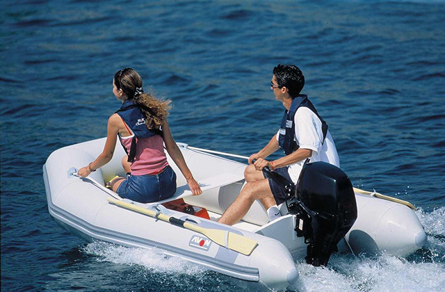How to pick the perfect inflatable tender