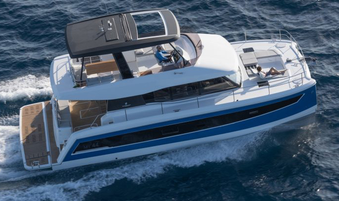 Best multihull powerboats
