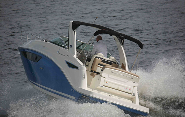 Sea Ray 265 Sundancer Sports Cruiser