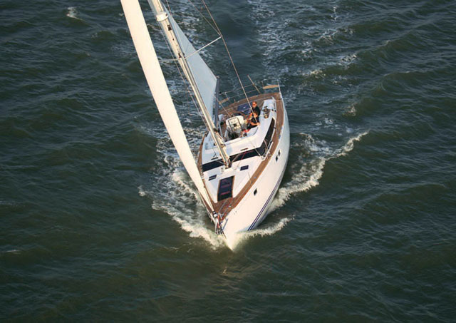 Gunfleet 43: cruising in luxury