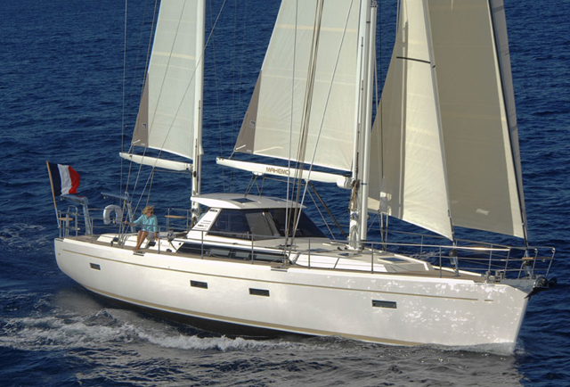 Amel 50 First Look Video - boats com