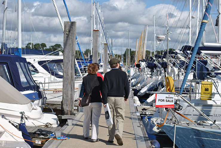 Choosing a boat: which boat is right for me?