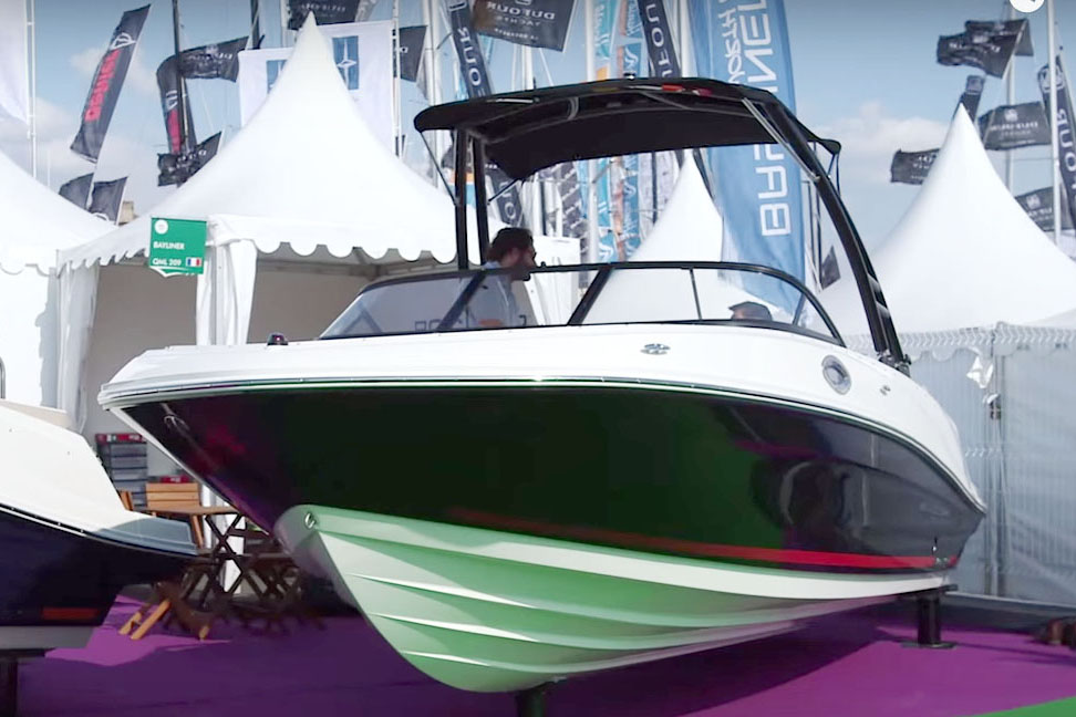 Two new Bayliner videos: CC6 and VR6