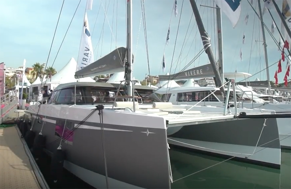 Bavaria Nautitech 40 First Look Video