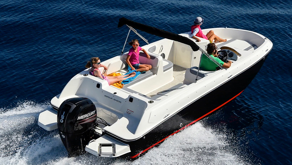 Bayliner E7: First Look Video