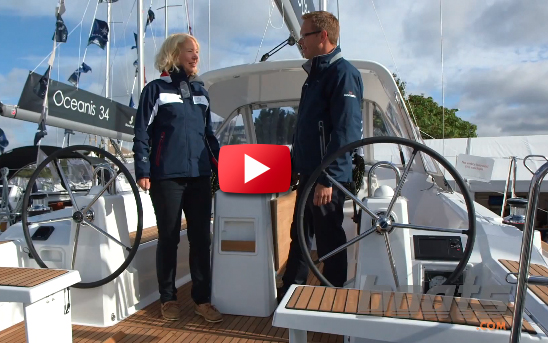 Beneteau Oceanis 38 video: first look
