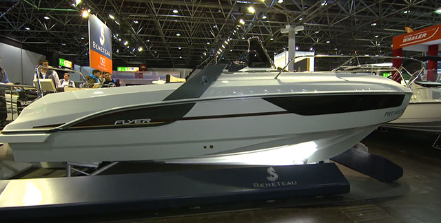 Beneteau Flyer 7 Sun Deck video: first look