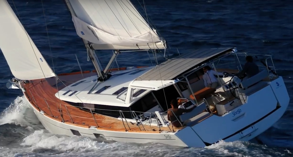 Beneteau Sense 57 review