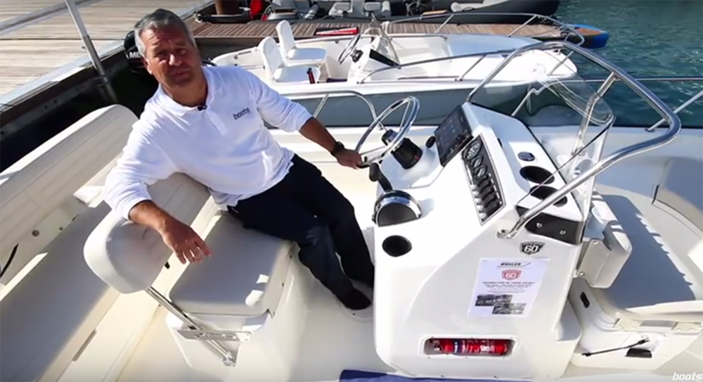 Boston Whaler 170 Montauk First Look Video
