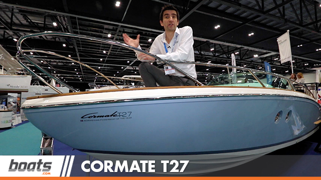 Cormate T27: First Look Video
