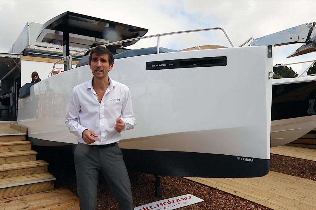 De Antonio D23 Cruiser video: first look
