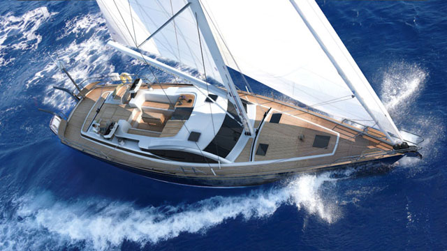 Five hot new sailing boats at the Southampton Boat Show 2012