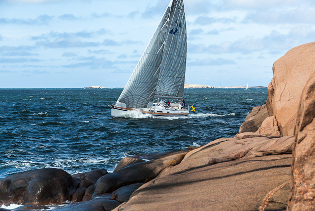 Hallberg-Rassy 412 test: big steps forward