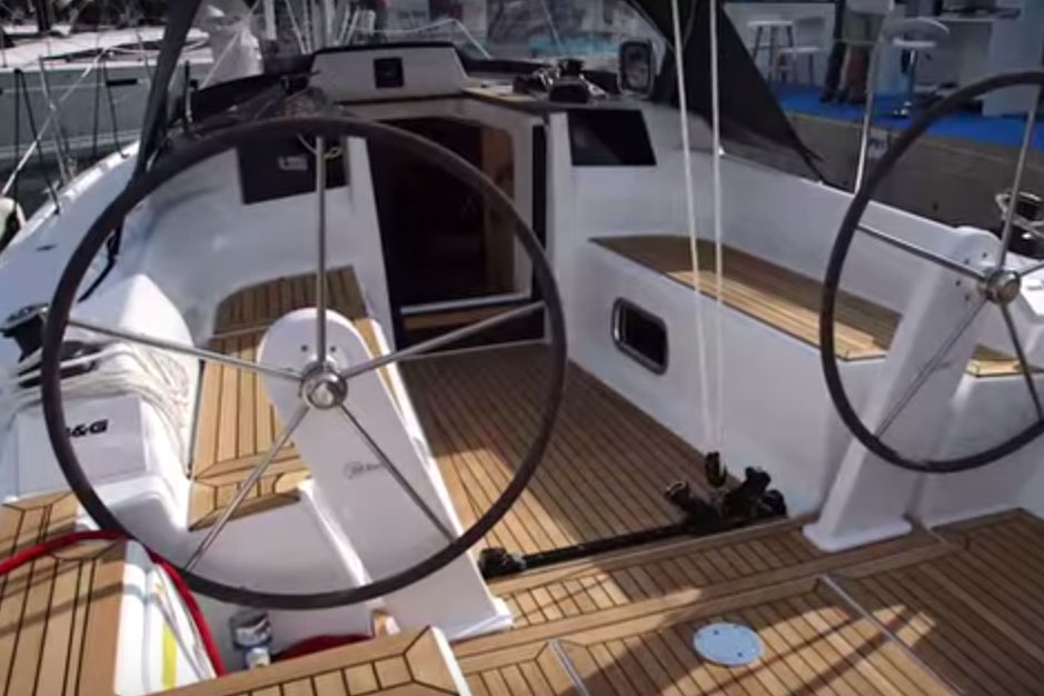 Hanse 315 First Look Video