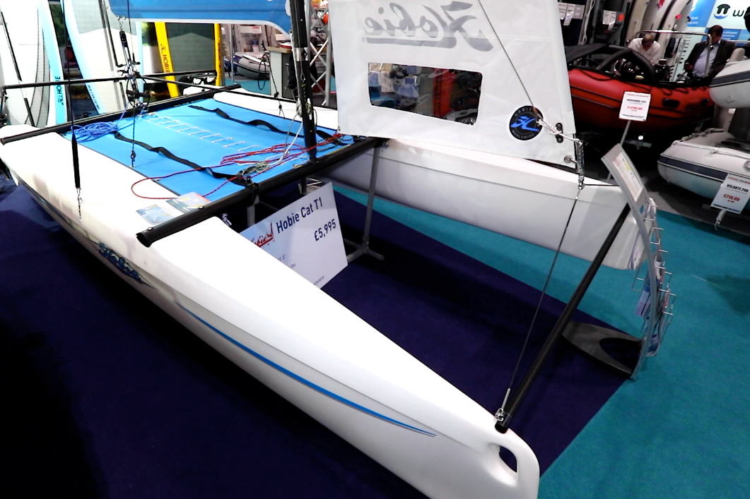 Hobie T1: First Look Video