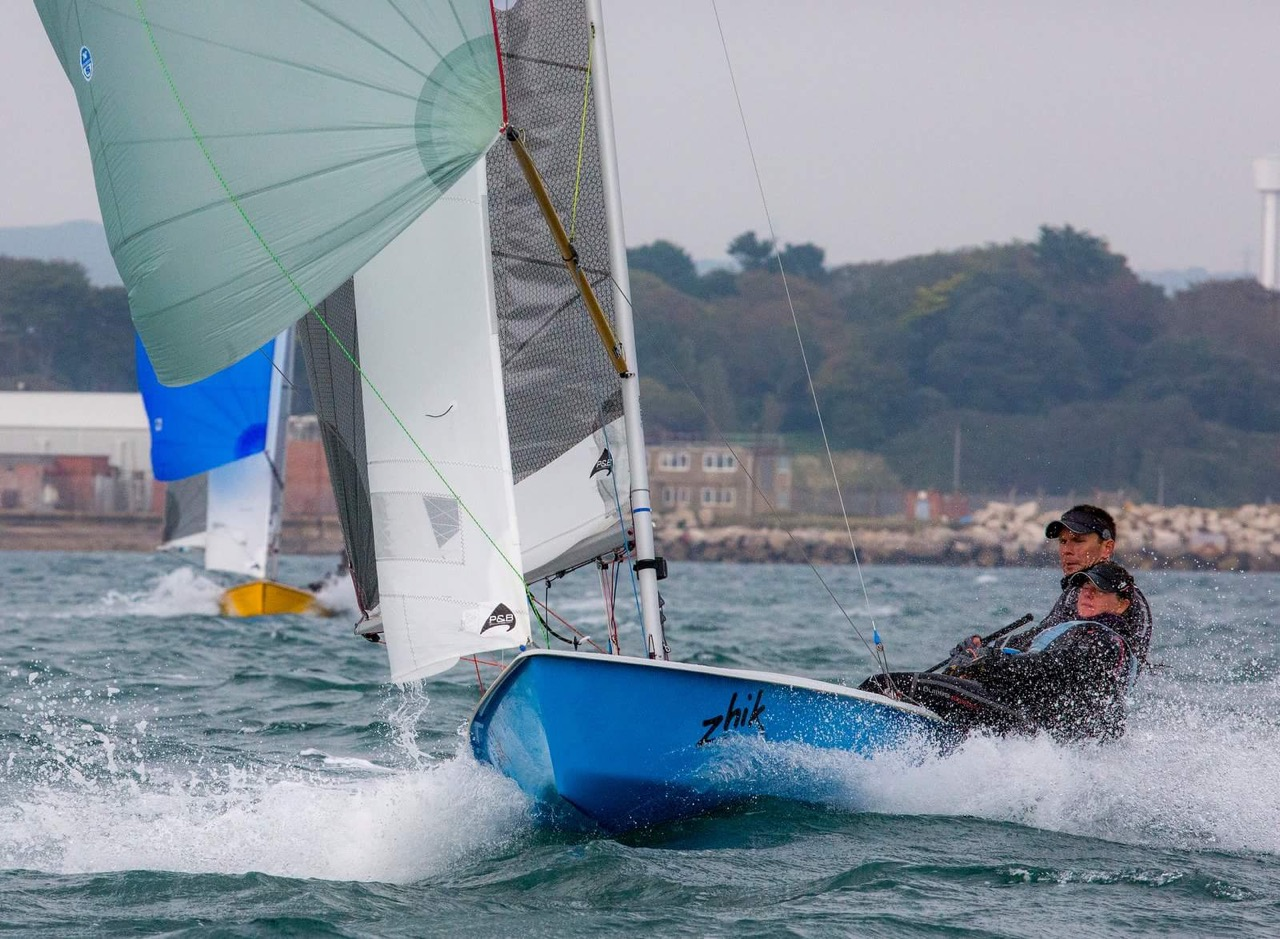 Doublehanded sailing dinghies