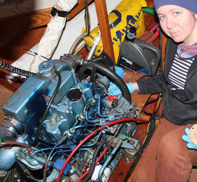 Diesel engine repairs: fuel, air, starting, wiring - boats com
