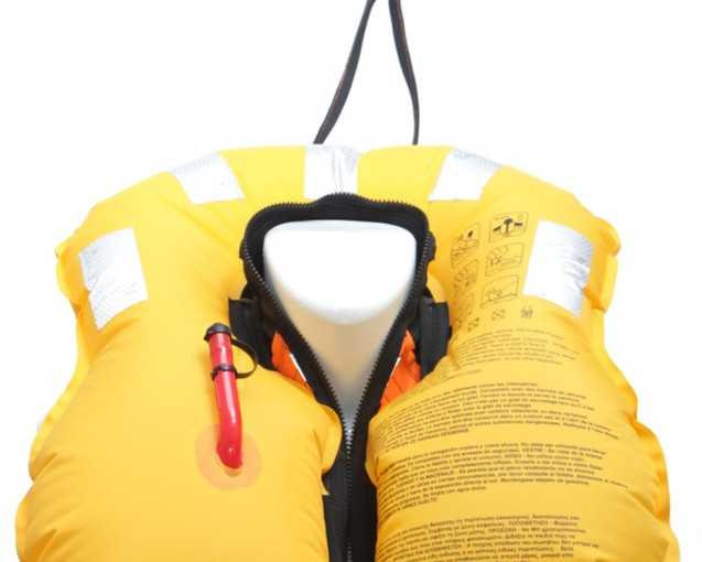 A revolutionary step forward in lifejacket design