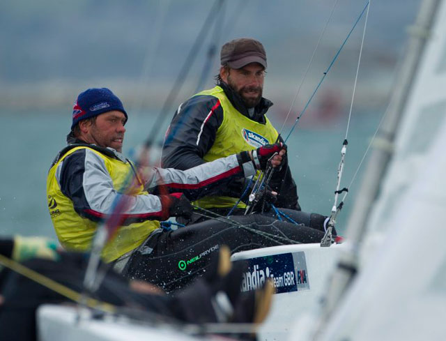 Sail for Gold Regatta: British sailors on track for best ever Olympics
