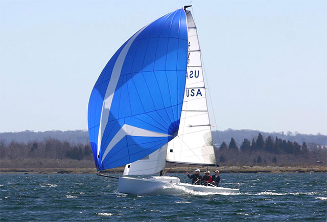 J/70: exciting one-design keelboat