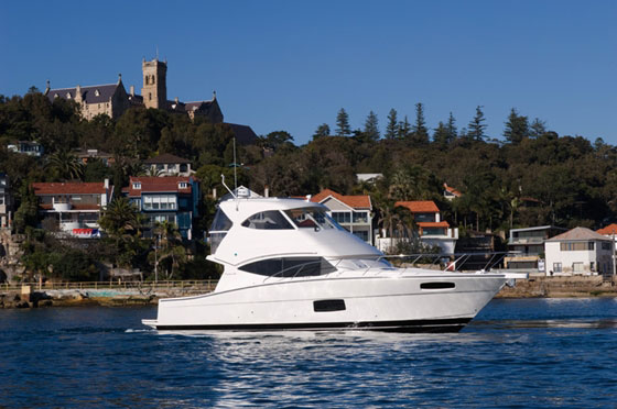 Maritimo 440 Offshore Convertible: special delivery