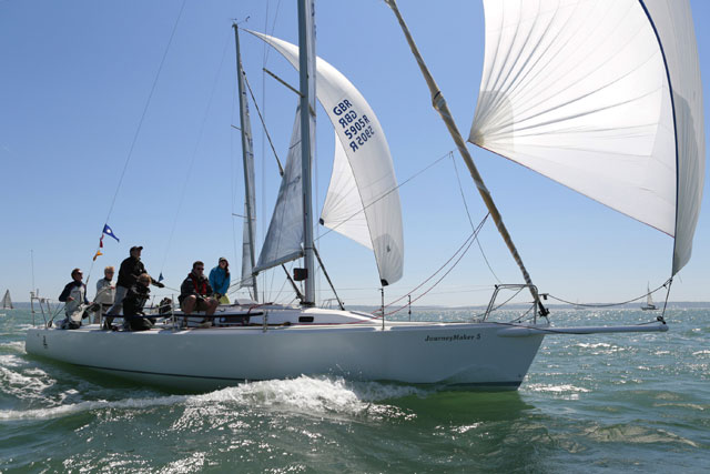 Royal Southern 175 Regatta gets off to a scorching start