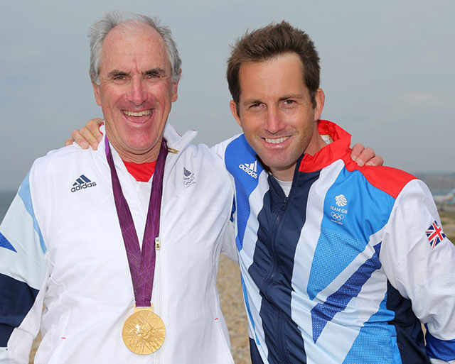Ben Ainslie Knighted in New Year Honours