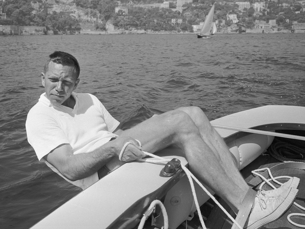 Paul Elvstrom: 9 ways the great Dane changed sailing