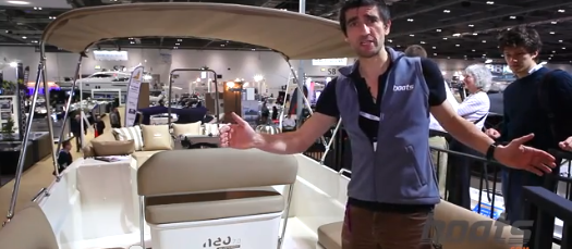 Interboat Neo 7 video: first look