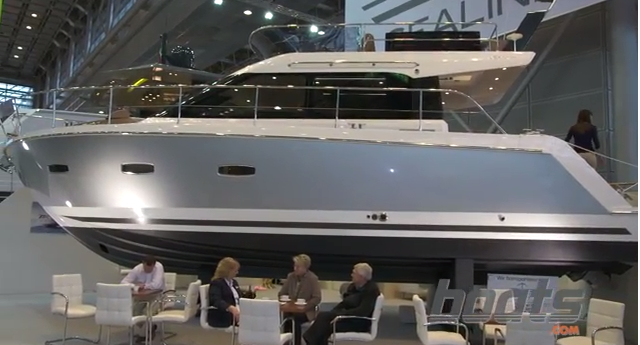 Sealine F38 video: first look