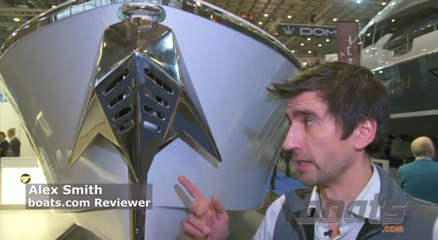 Frauscher 858 video: first look