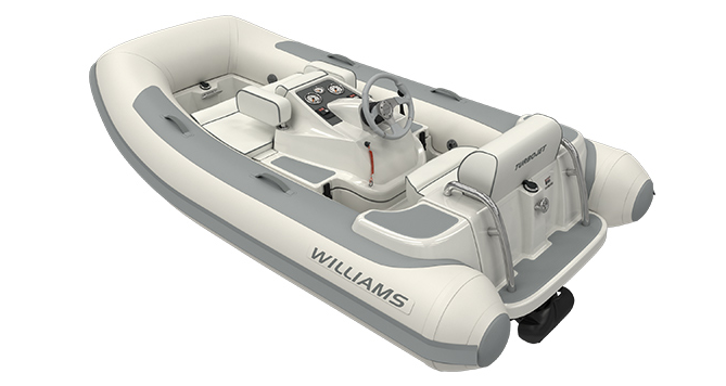 Williams TurboJet 285: the perfect fit for Beneteau MC5