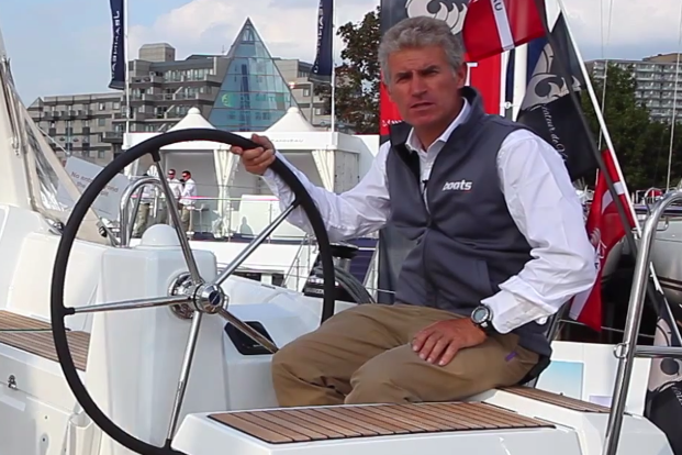 Beneteau Oceanis 35 video: first look