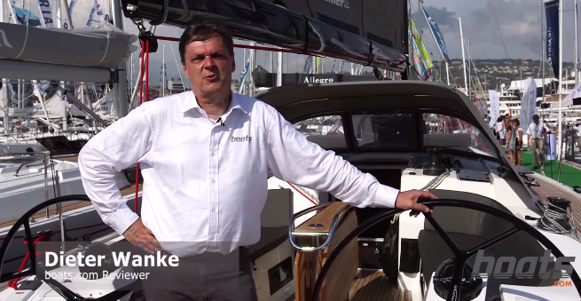 Dehler 46 video: first look
