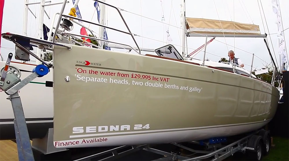 Sedna 24: First Look Video
