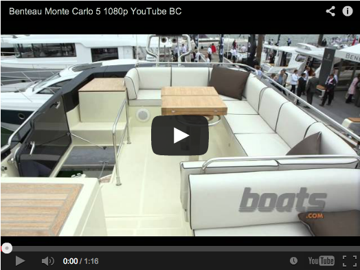Beneteau Monte Carlo MC5 video
