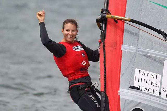 10-medal haul for British Olympic Sailors at Hyeres