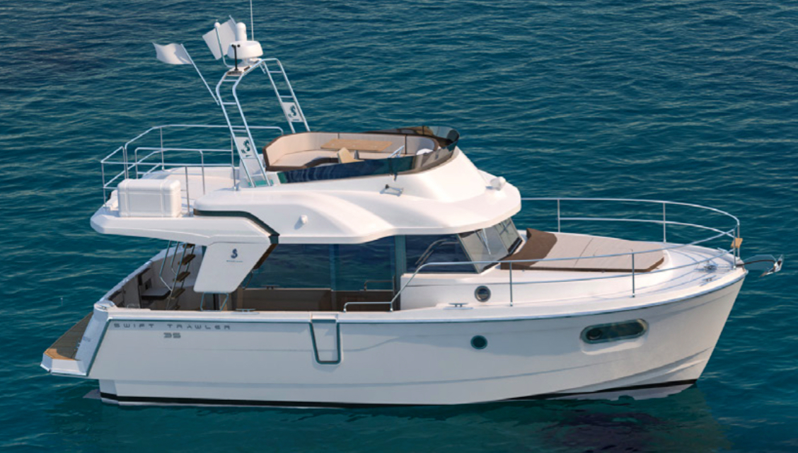 Beneteau launches new Swift Trawler 35