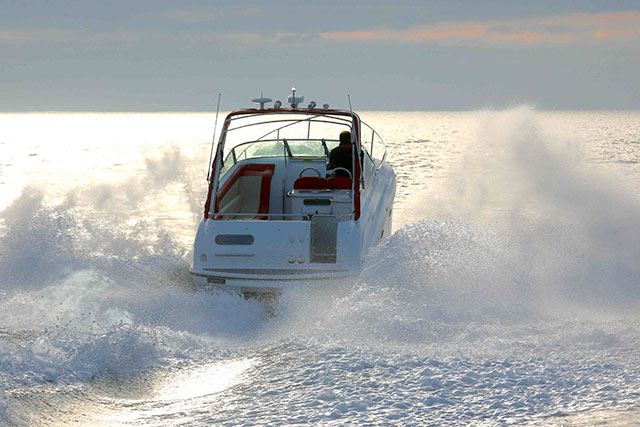 Is there a need for powerboat speed?