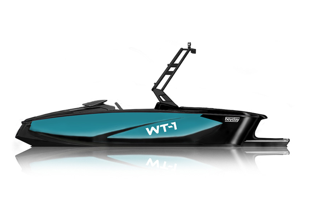 Wake Tractor Wt 1 First Look Video Boats Com