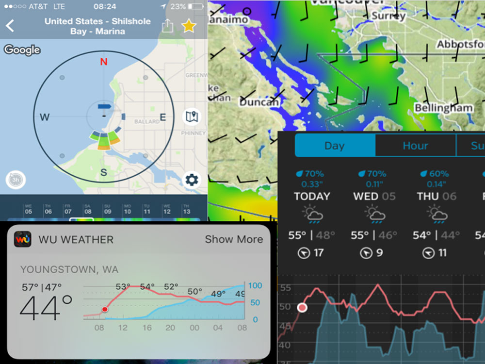 Best weather app for your smartphone