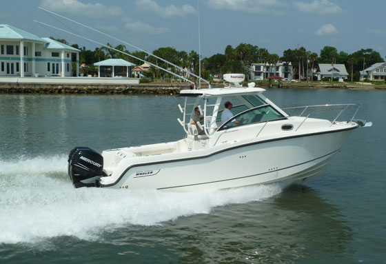 Boston Whaler 285 Conquest review
