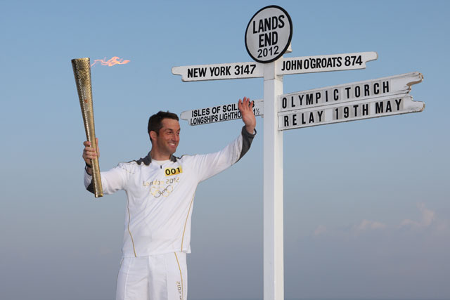 Olympic fever mounts as 2012 Olympic Torch Relay progresses