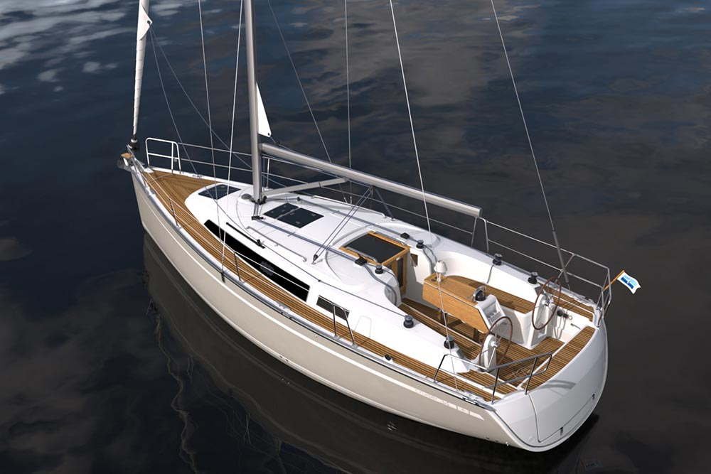 Bavaria Cruiser 34 review