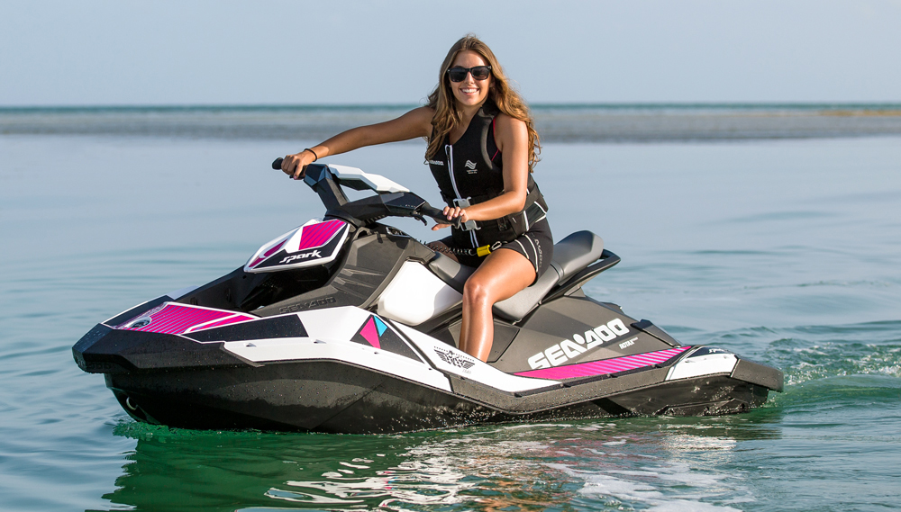 How to drive a personal watercraft